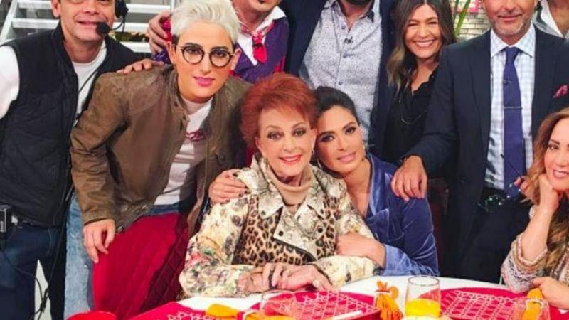 Tras quedarse en la ruina, exintegrante de 'Hoy' aparece como conductora ¿en TV Azteca?