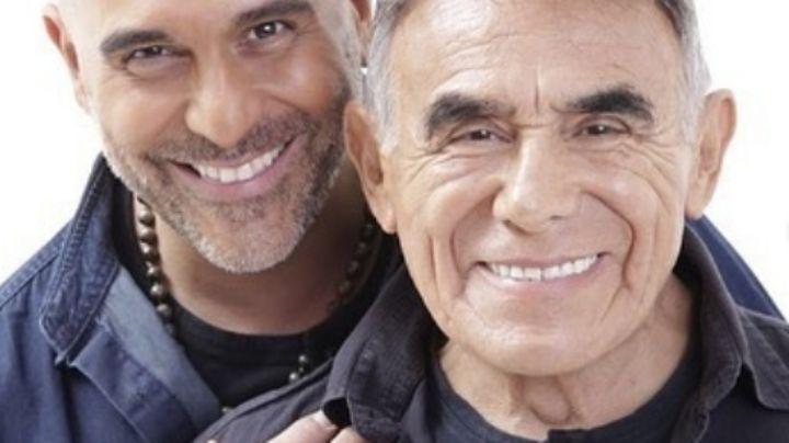 Desgarrador: Hijo de Héctor Suárez muestra una de sus últimas conversaciones con él