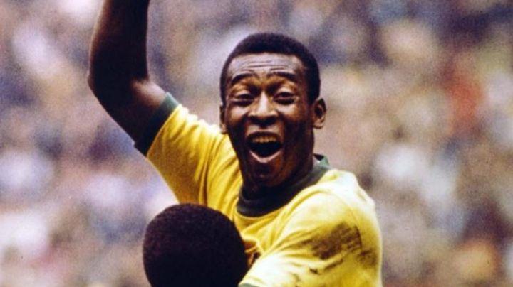 """Pelé agradece a México a 50 años del mundial de 1970: """"El país fue muy cariñoso"""""""