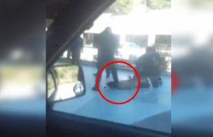 (VIDEO) Al igual que George Floyd: Policía de Tijuana mata a detenido al pisar su cuello