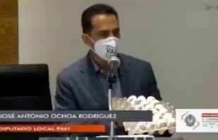 """Por """"misógino"""", internautas nombran a diputado del PAN como"""