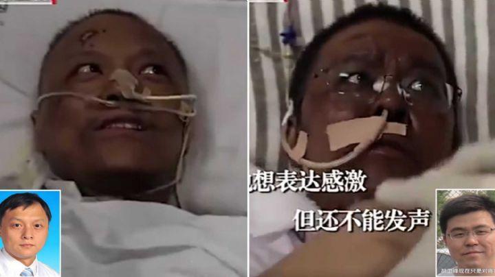 Muere uno de los doctores cuya piel obscureció a causa del Covid-19