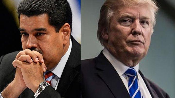 """Trump condiciona reunión con Maduro: """"Solo si es para su salida del poder"""""""