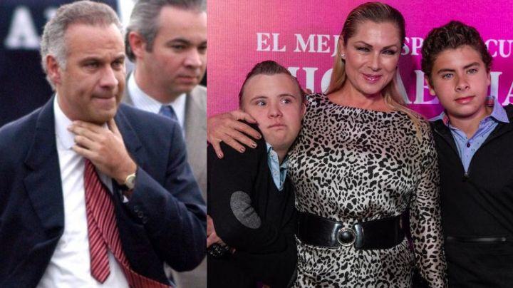 """Al borde del llanto, Lety Calderón revela que Collado la abandonó: """"Ni de sus hijos se despidió"""""""