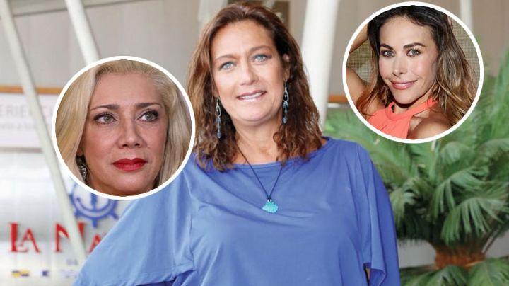"""Diana Golden arremete contra Vanessa Guzmán para apoyar su """"comadre"""" Cynthia Klitbo"""