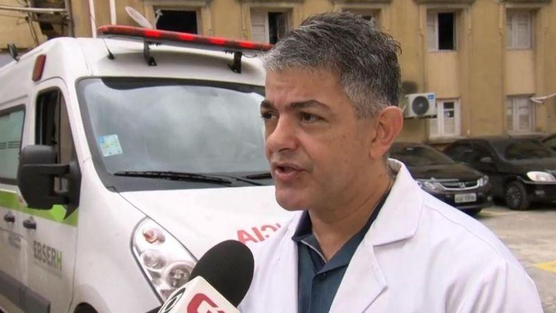 Secretario de Salud de Río de Janeiro anuncia su renuncia en medio de la fuerte crisis por Covid-19
