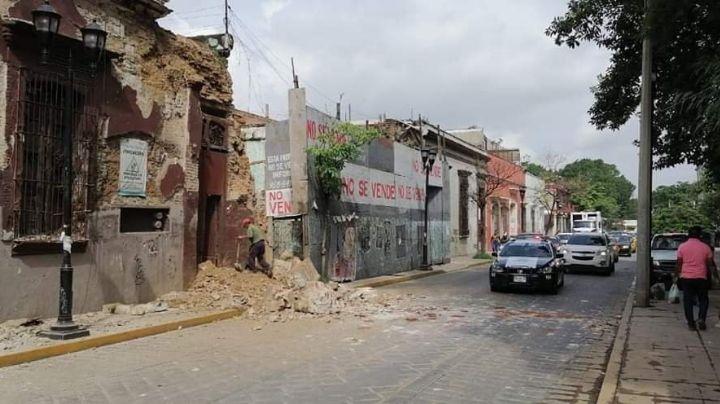 Tras fuerte sismo en Oaxaca, se reporta un muerto y al menos un herido