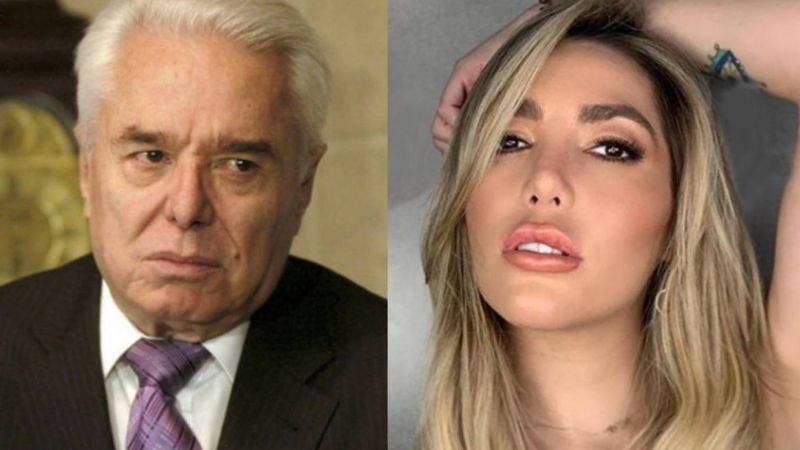 Hijo de Enrique Guzmán revela para TV Azteca detalles de la demanda en contra de Frida Sofía
