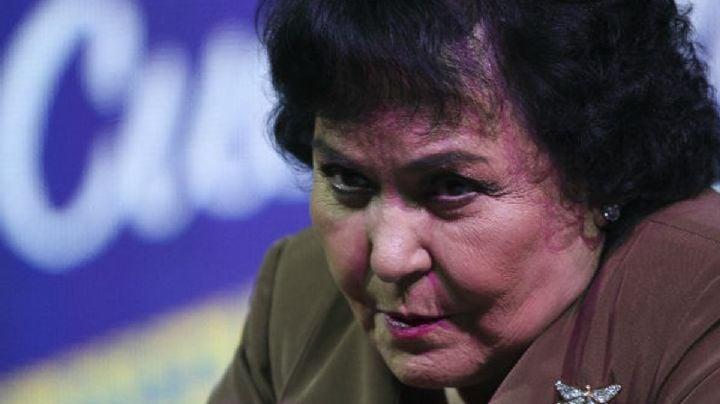 El Covid-19 ha impactado fuertemente en la vida de Carmen Salinas; revela estar en depresión