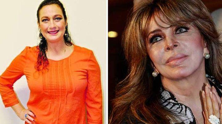 """""""Me soltó una cachetada"""": Diana Golden recuerda su experiencia con Verónica Castro"""