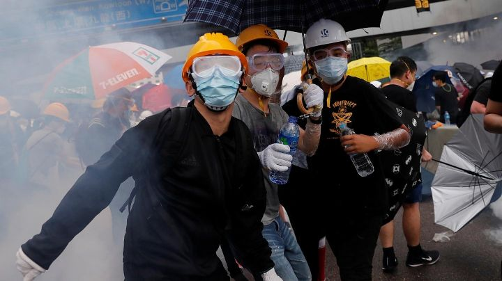 ¡Histórico! Hong Kong prohíbe la tradicional manifestación prodemocrática