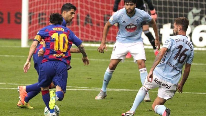 El Barcelona se 'tambalea' y pone en 'jaque' la Liga