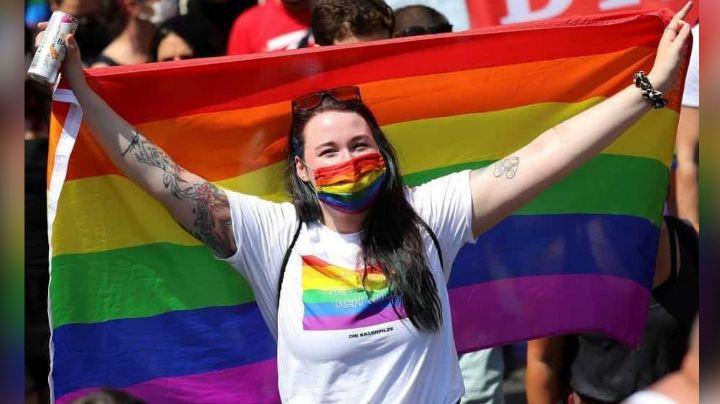 Comunidad LGBT triunfa con marcha de 10 horas y más de 5 millones de personas