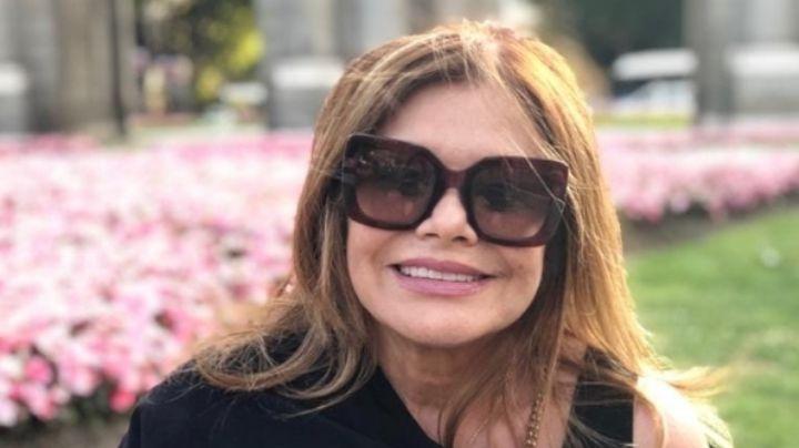 María Sorté compartiría mensaje en redes tras atentado contra su hijo Omar García Harfuch