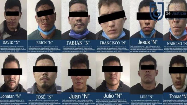 Tras atentado contra García Harfuch, vinculan a proceso a 12 presuntos implicados