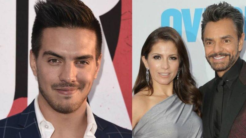 ¿Se desploman los Derbez? Vadhir habla del supuesto divorcio de Eugenio y Alessandra Rosaldo