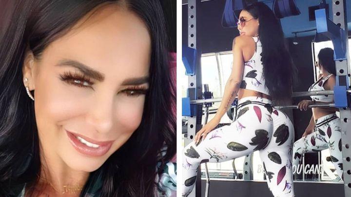 ¡Cuerpazo! Lis Vega 'paraliza' Instagram con 'sofocantes' leggings negros