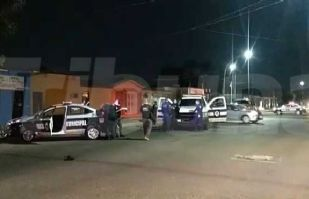 Cajeme: Policías neutralizan a hombre que intentó agredirlos con un machete
