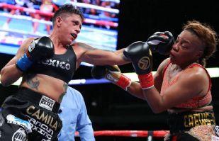El CMB suspende por nueve meses a la boxeadora