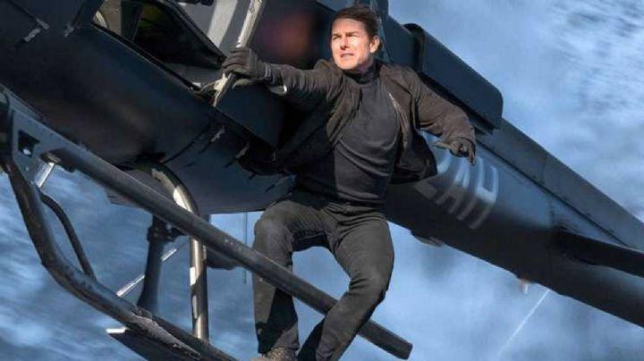 Tom Cruise y el resto del elenco volverá al rodaje de 'Misión Imposible 7' en septiembre