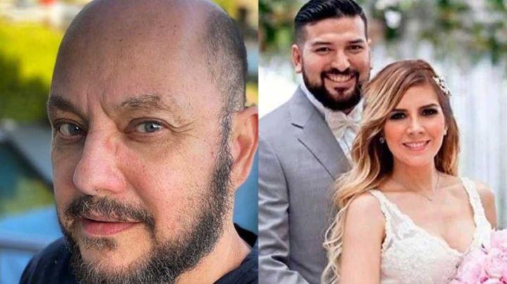 """Pepe Garza niega acusación de Américo Garza sobre """"coqueteo"""" con Karla Luna: """"No lo entiendo"""""""