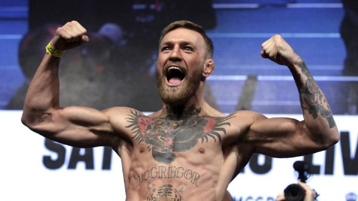 Conor McGregor se retira por tercera vez en su carrera como peleador