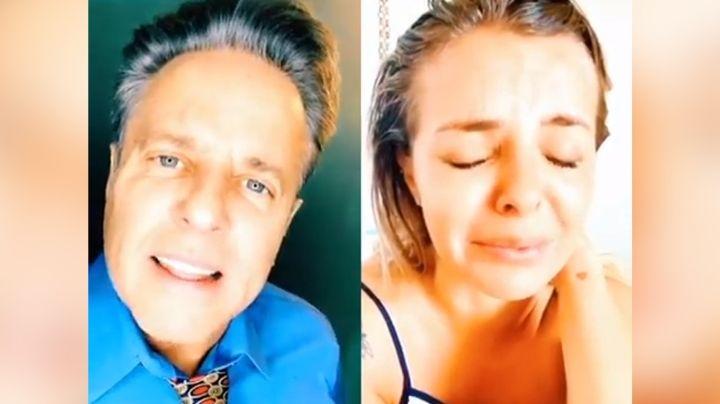 Actor de Televisa es atrapado en 'infidelidad' y su esposa le hace tremenda escena