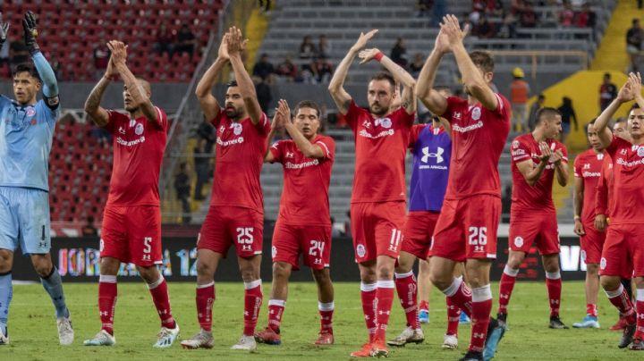 Toluca avanza a semifinales tras golear al Atlético de San Luis