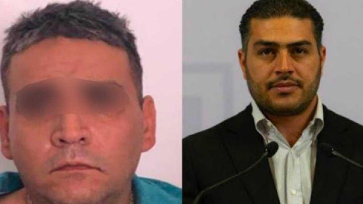 'El Vaca', presunto autor intelecutal del ataque a García Harfuch, trasladado al Reclusorio Norte