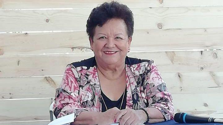 Que Descanse en Paz Alma Benigna Valenzuela García
