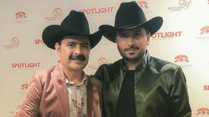 Mario Quintero de Los Tucanes de Tijuana ya es abuelo; revelan foto de la bebé