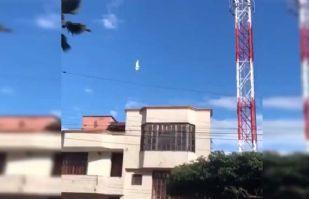 VIDEO: Extraño suceso en el cielo de Colombia causa conmoción en redes sociales