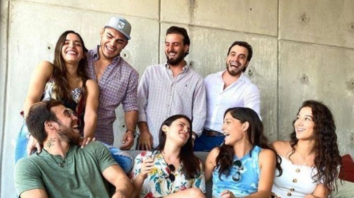 Nuevo reencuentro de 'Exatlón': Casandra y Yomi van a convivencia con exparticipantes
