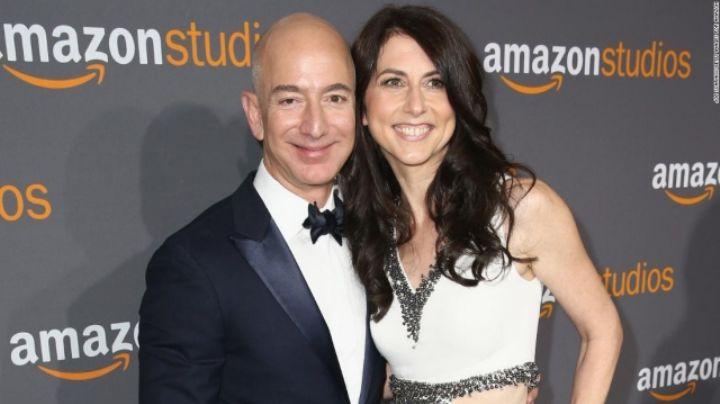 MacKenzie Bezos, exesposa del fundador de Amazon, es ahora la mujer más rica de EU