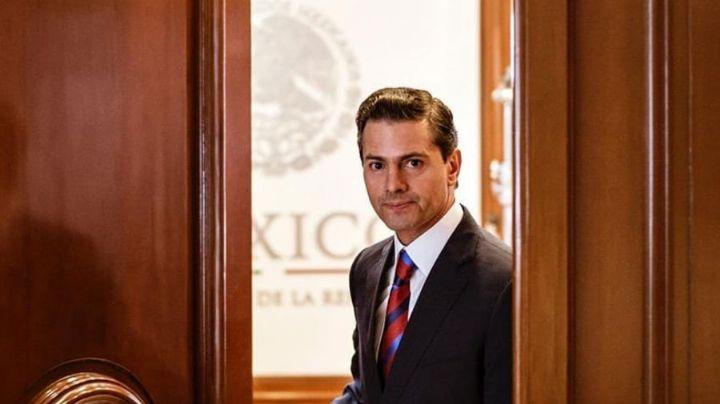 """""""Será denunciado"""": Titular de la UIF investiga el sexenio del expresidente Enrique Peña Nieto"""