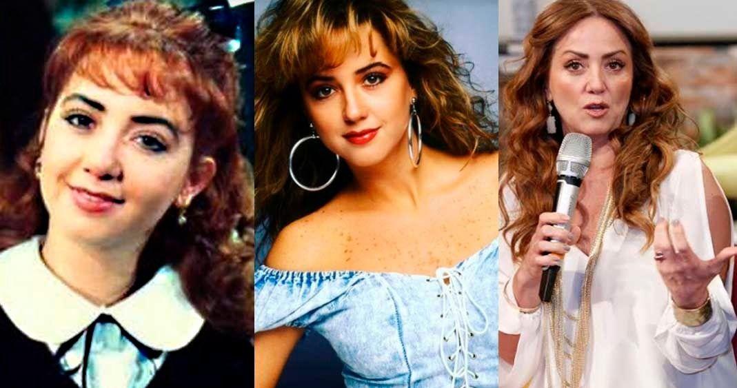 Recuerdan la primera aparición de Andrea Legarreta en Televisión