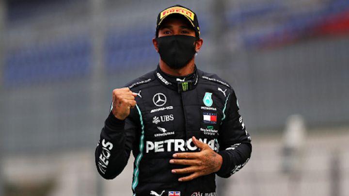Lewis Hamilton triunfa sin complicaciones en el Gran Premio de Estiria