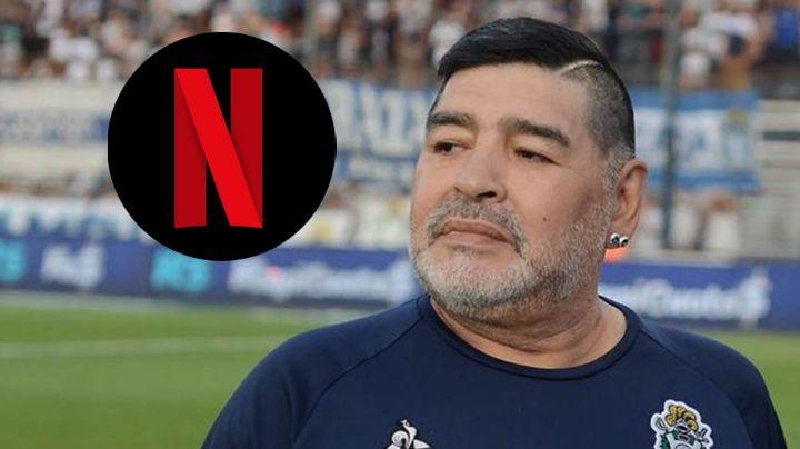 Diego Maradona y la razón por la que planeará demandar a Netflix