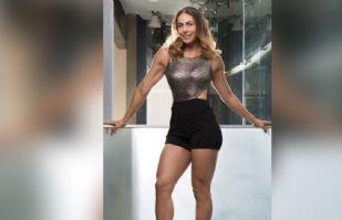 """Vanessa Guzmán sube cautivadora foto maquillada y todo Instagram estalla: """"Así no pareces hombre"""""""
