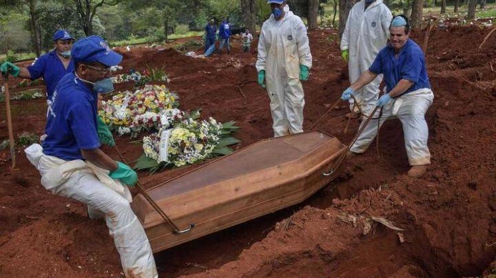 Latinoamérica, segunda nación con más muertes por Covid-19 al sumar 143 mil 500