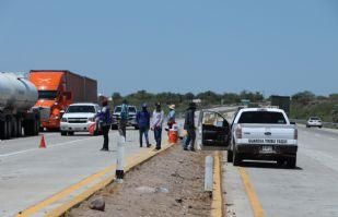 Llaman empresarios de Cajeme a levantar bloqueo carretero de los Yaquis