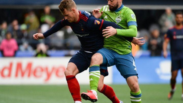 Chicago debuta en el torneo de la MLS con una victoria de 2-1 ante Seattle