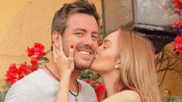 Cigüeña en camino: Actor de Televisa presume avanzado embarazo de su pareja