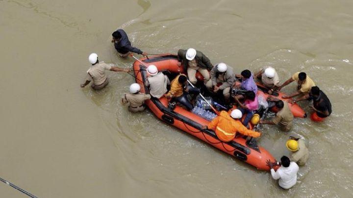 Asia vive las peores inundaciones en una década; hay 4 millones de afectados