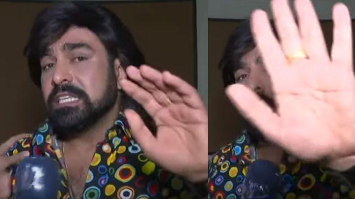 ¡Qué fuerte! Tunden a actor de Televisa por lanzar 'vulgar' comentario a famosa cantante