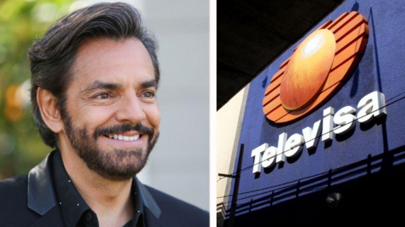 """Desde Televisa, famoso comediante implora la atención de Eugenio Derbez: """"¡Qué igualado!"""""""