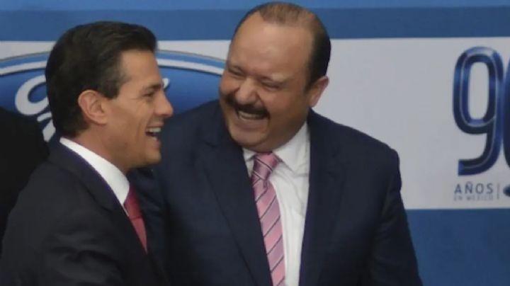 César Duarte solicita amparo para evitar ser extraditado de EU a México