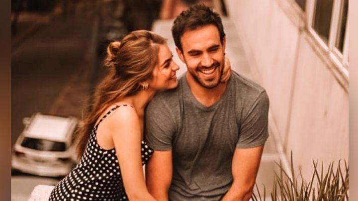 Sofía Castro, más enamorada que nunca habla sobre boda con su novio, Pablo Bernot