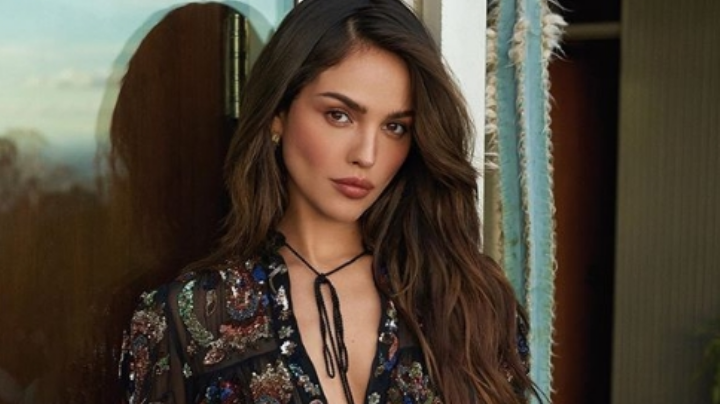 ¡Guapísima! Eiza González presume su belleza en Instagram y enloquece a sus fans