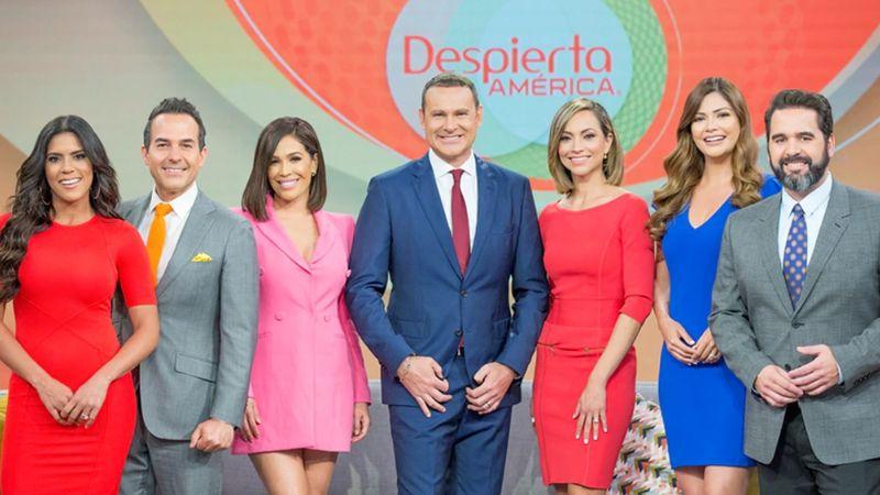 Tras ser despedida de Telemundo, Univisión recibe a famosa conductora en 'Despierta América'